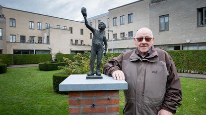 """Pierre Van Eester: """"Eindelijk is Pallieterbeeld weer thuis"""""""
