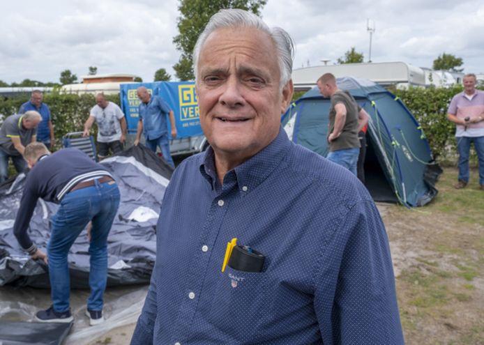 Ed Troost neemt na twintig jaar afscheid als voorzitter van de Recron.