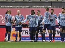 Zo komt Ajax aan zijn doelpunten in de eredivisie
