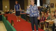 Vol Gildenhuis voor gewestelijke OKRA-modeshow