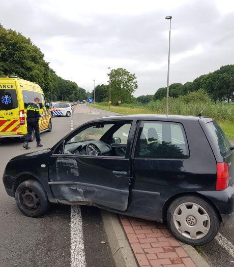 Automobiliste naar ziekenhuis na aanrijding op N325 bij Nijmegen