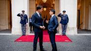 Bezoek Conte aan Rutte is zuidelijk charmeoffensief tegen 'zuinige vier'