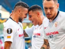 Invaller De Jong bekert met Sevilla ten koste van AS Roma verder