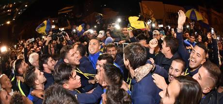 Boca Juniors wint 32ste landstitel in Argentinië