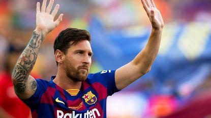 Lionel Messi krijgt eigen Cirque Du Soleil-spektakel gebaseerd op zijn leven