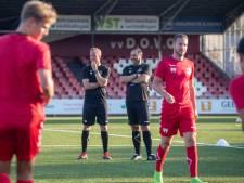 Scott Calderwood (DOVO): 'We hadden meer verwacht van de eerste thuiswedstrijd'