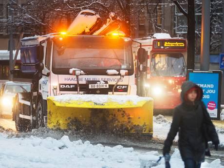Lees terug: Code rood, valpartij van treinperron en busvervoer ligt tijdelijk stil