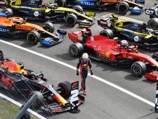 Quelle grille en Formule 1 en 2021 ?