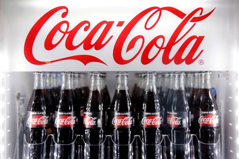 Coronavirus drukt op Chinese verkopen Coca-Cola.