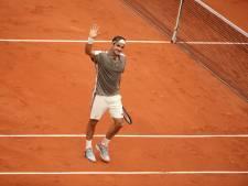 Outsider Federer wil nog altijd niets van een afscheid weten