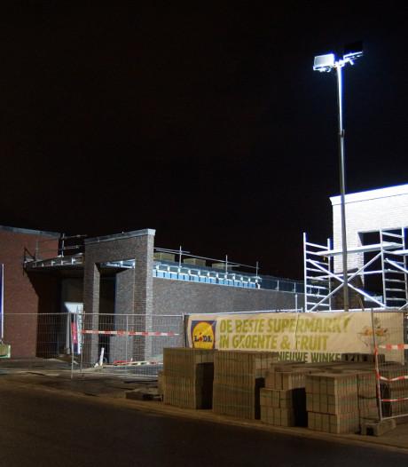 Aannemer failliet: bouw nieuwe Lidl in Kaatsheuvel ligt stil