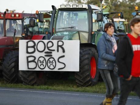 LIVE | Files door boerenprotest nemen af, drieduizend tractoren in De Bilt