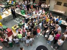 Kinderen Jozefschool winnen 'afslankwedstrijd' Zundert