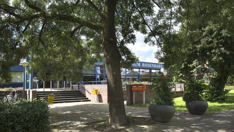 Zorgcentrum Rosendael, in Utrecht. Beeld Werry Crone