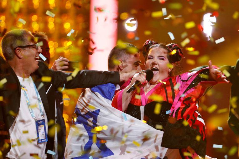 Vorig jaar zorgde Netta voor de Israëlische overwinning op het Eurovisiesongfestival.