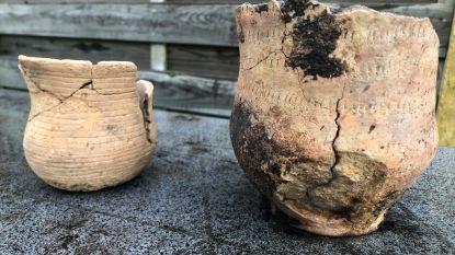 Archeologen doen unieke vondst in Oud-Turnhout: klokbekers van 4.500 jaar oud