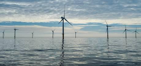Fusie windparken voor Vlaamse kust