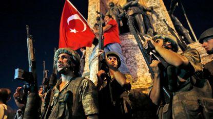 Turkije wil nog eens 138 mensen aanhouden voor mislukte coup van 2016