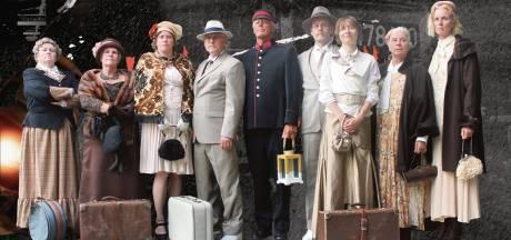 Old school, ambachtelijk toneel van Osse 'Spelers'