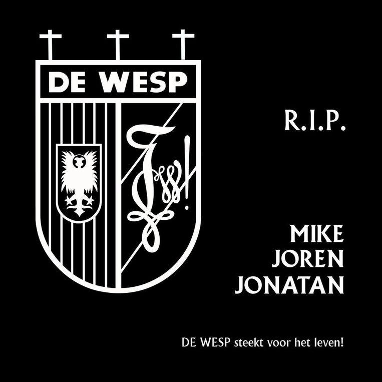 De studentenvereniging De Wesp wil de drie jongens herdenken met een wandeling van Mechelen naar Wuustwezel.