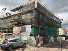 Nieuwbouwcomplexen in centrum Hulst naderen voltooiing
