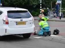 Fietser zwaargewond bij aanrijding Breda, heeft meerdere verwondingen aan het hoofd