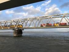 Dit weekend en volgende week meer goederentreinen over spoor Dordrecht