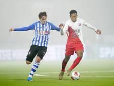 Lopes en Essikal met FC Eindhoven naar Dordrecht, De Rooij ontbreekt