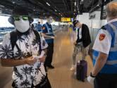 GGD: Ondanks meer besmette passagiers niet massaal testen op vliegvelden