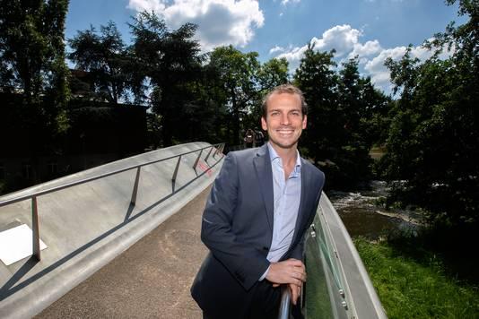 Stijn Steenbakkers, wethouder Eindhoven