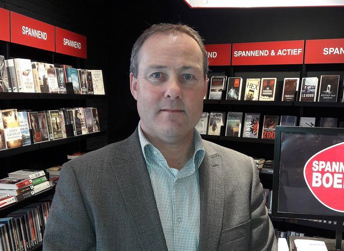 Peter Kok, directeur bibliotheek Midden Brabant