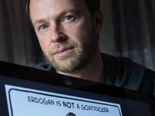 Cartoonist doet aangifte van Baudet-bedreiging: 'misbruik mijn werk niet'