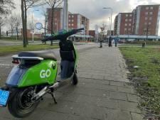 Aantal deelscooters Tilburg naar 250: Reeshof heeft er 100 'gekregen'