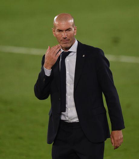 Over Zinédine Zidane, de pragmatische prijzenpakker, gaat het vrijwel nooit