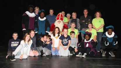 200 kinderen genieten van Sinterklaasfeest in Zomerloos