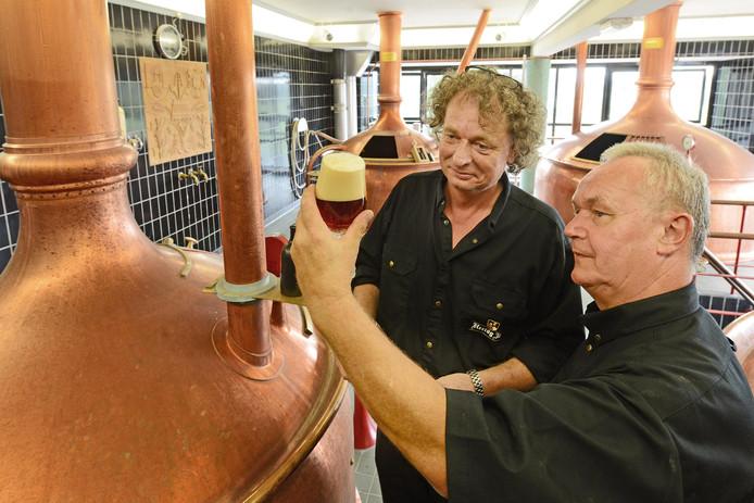In de Arcense brouwerij wordt al sinds 1981 louter speciaalbier gebrouwen.