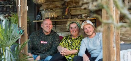 Alle drie in de zorg aan de bak, en daarna gezellig thuis in Oerle
