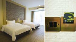 """Simpele maar geniale hotelkamerhack gaat viraal: """"Waarom heb ik hier nooit zelf aan gedacht?!"""""""