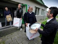 Alle vluchtelingen weg uit asielzoekerscentrum