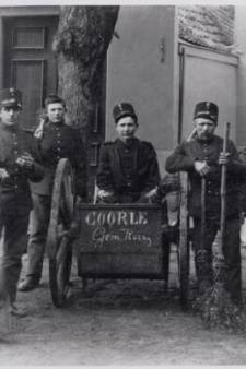 Taske thee in Goirle voor Hollandse soldaten: gedegen studie naar een grensdorp tussen '14 en '18