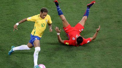 Geen Neymar, wel Salah en Ruiz