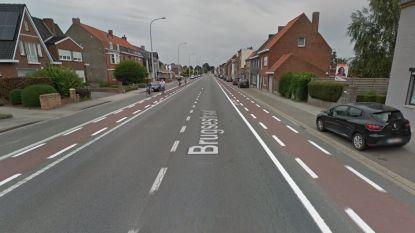 Verkeershinder in Brugsestraat door heraanleg van bushaltes
