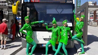 'Groene madammen' wijzen de weg