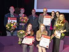 Uniek stel uitgeroepen als vrijwilligers van het jaar in Haaksbergen
