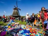 Worpse traditie gooit hoge ogen bij  Bolwerksmolen, verderop in Deventer