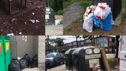 Toezicht op sluikstort in Wilrijk: 26 feiten vastgesteld