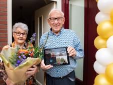 Wil en Koosje zijn zestig jaar getrouwd