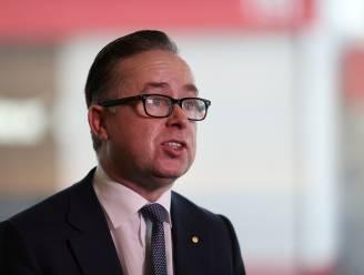 """Qantas-topman: """"Vaccinatie wordt verplicht op internationale vliegreizen"""""""
