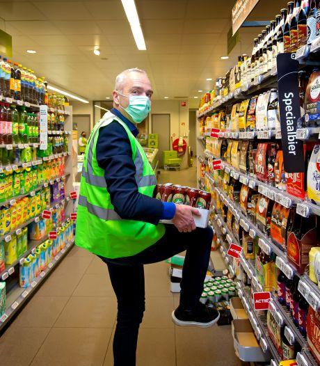Deze Rotterdamse supermarkt sluit om 20.00 uur vanwege verbod op alcoholverkoop: 'De veiligheid staat voorop'
