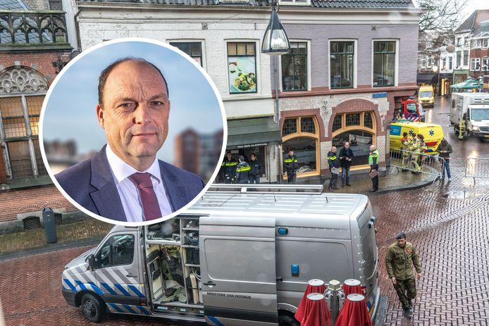 Burgemeester Snijders van Zwolle heeft de sluiting van café Bruut opgeheven.